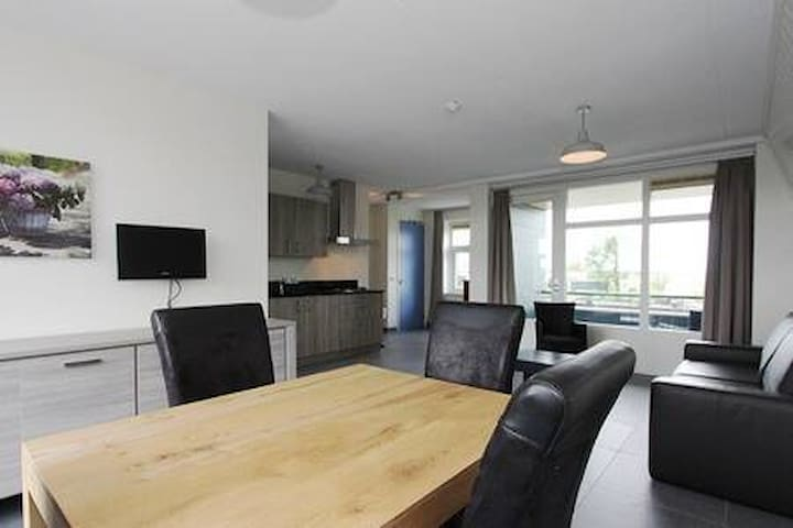 Countryside apartment near Amsterdam 4 or 5 guests