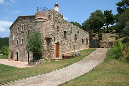 Bed &Breakfast-Rural Hotel - Santa Cristina d'Aro