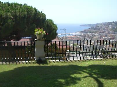 casamanuela garden with sea view - Napoli