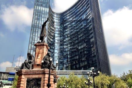 PASEO DE LA REFORMA♥GYM+POOL+SPA - Ciudad de México