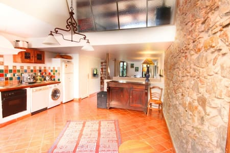 2 rooms loft with Terrace  - Antibes - Loft