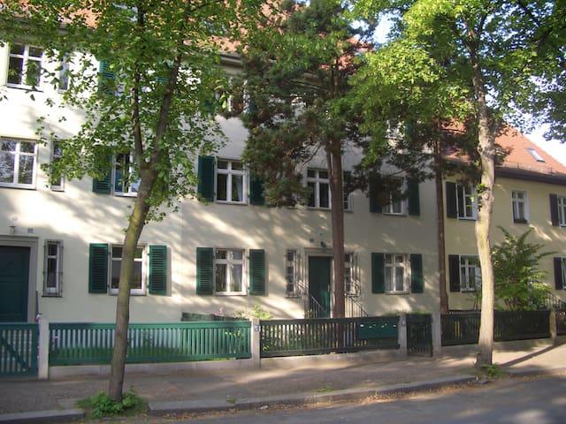Apartment 2 für 4 Personen mit 2 Schlafzimmern