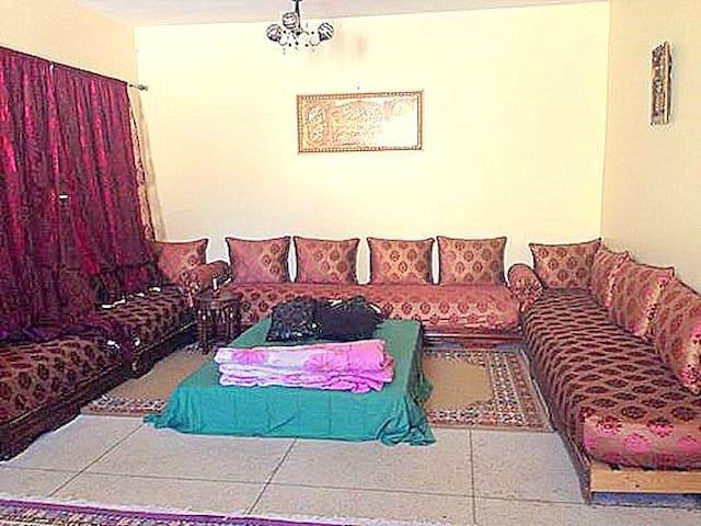 maison entre mer et medina
