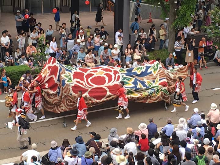 Lion Dance Parade