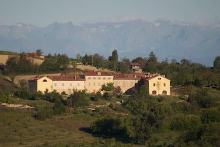 Moncalvo garden apartment La famulenta 10 - Grazzano Badoglio