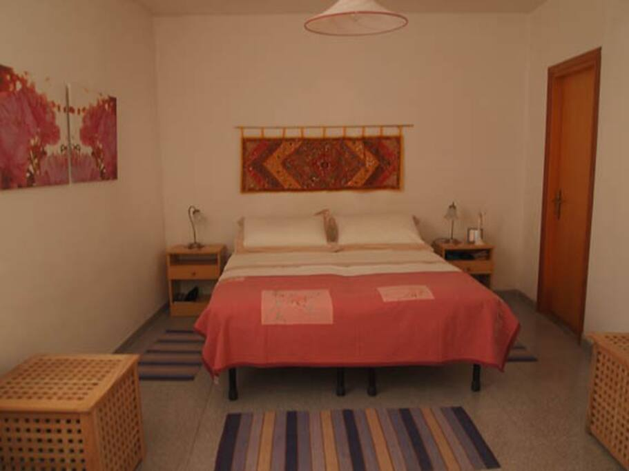 Main Bedroom with double bed and en-suite