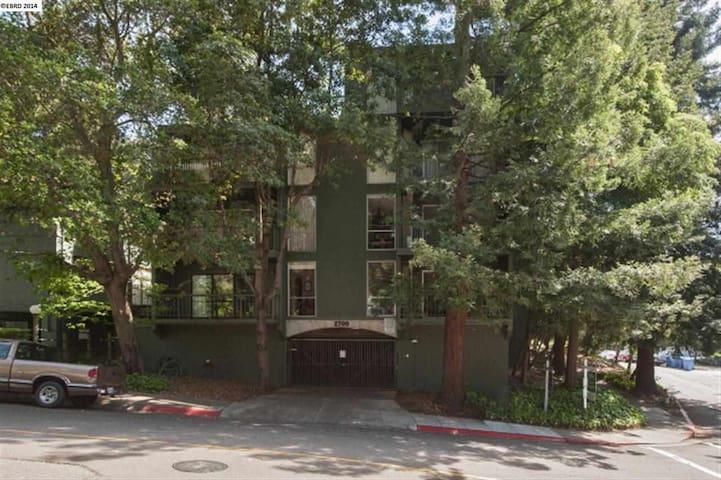 Lovely Berkeley Condo with Parking - Berkeley - Appartement