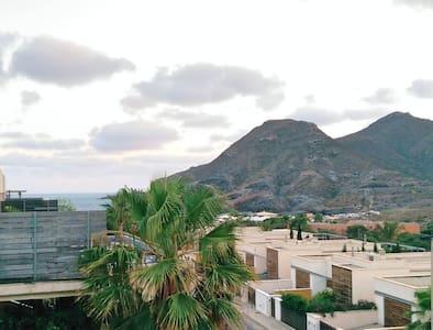 Encantador Apartamento 1 Dorm. con vistas al mar - Appartamento