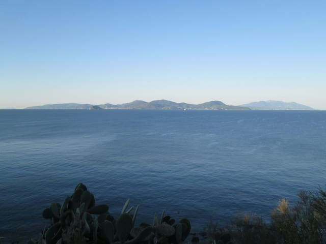 The sea before the front door! - Piombino - Appartement