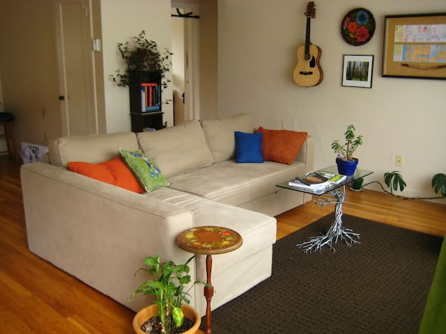 Super Central East-side comfort - Portland - Flat
