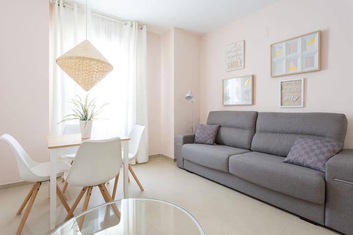 San Leandro Terraza - Sevilla - Apartamento