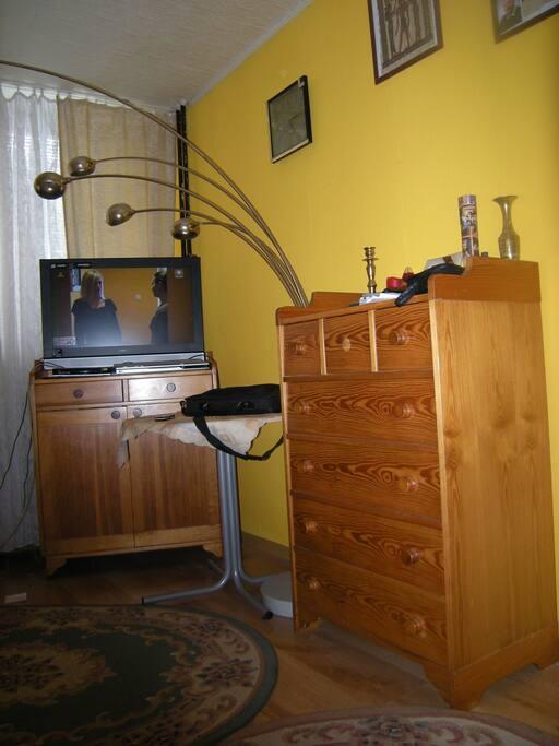 średni pokój