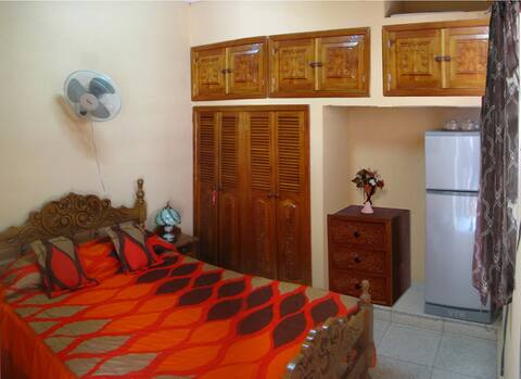 San Luis House in the Heritage of Cienfuegos.