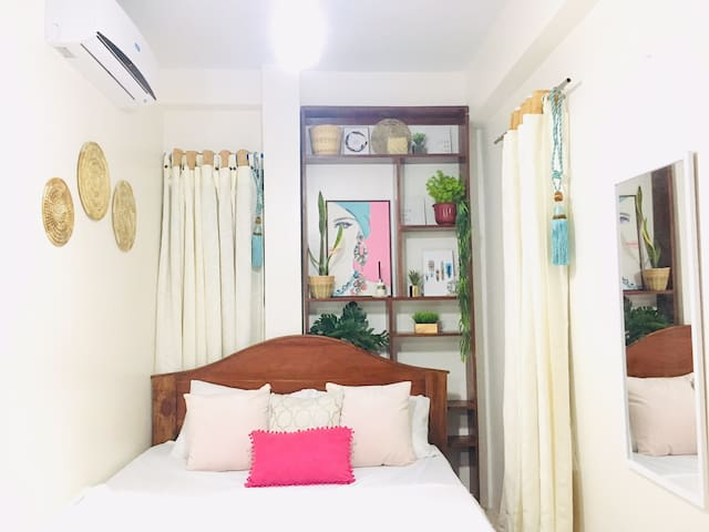 Mathilda's Boho Chic Studio near Fuente to South
