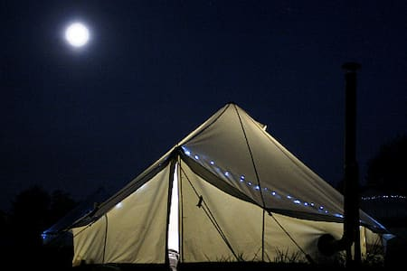 Long Valley Bell Tents Low Wray
