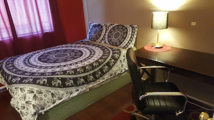 Ground Floor Room with Private Bath near LLUMC