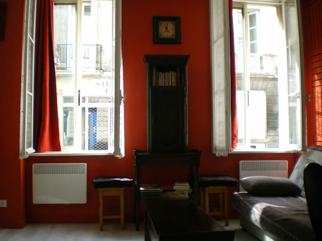 Travelathome appartement bordeaux triangle d 39 or for Appartement bordeaux triangle d or