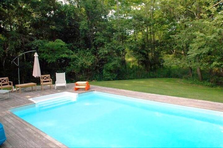 Villa Feliciana - Classic Bridgehampton Villa - Bridgehampton - Villa
