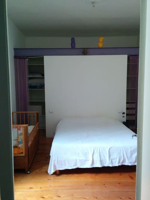 big double bed room
