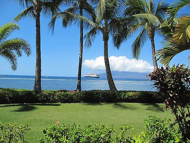 """""""Lahaina Shores Getaway"""" OCEAN VIEW"""