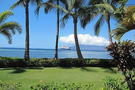 """Lahaina Shores Getaway"" OCEAN VIEW - Lahaina"