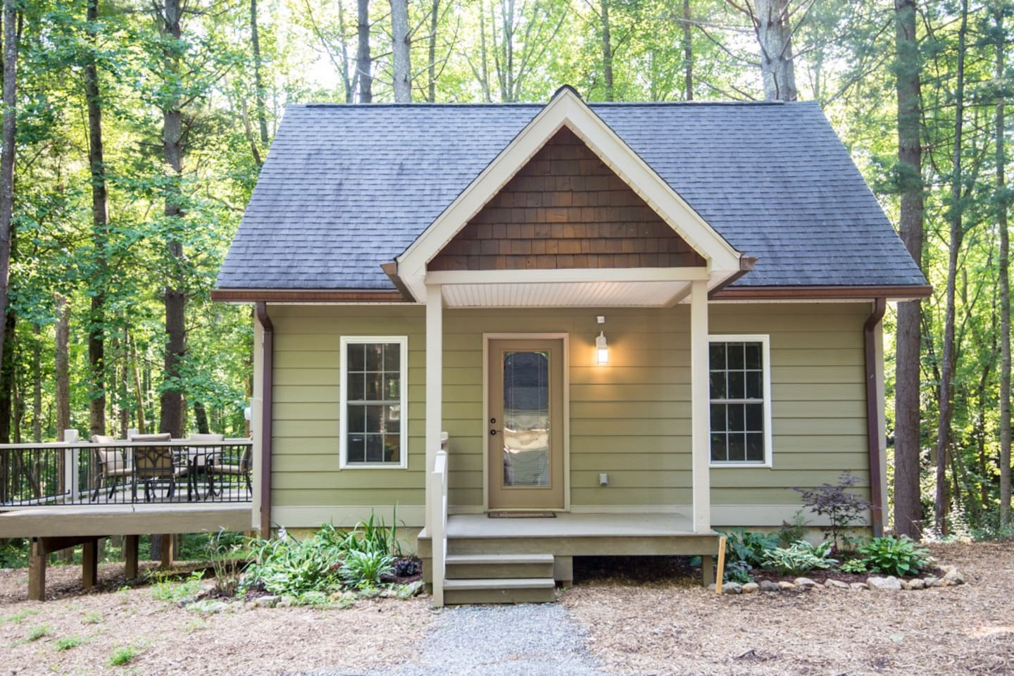 Blue Ridge Cottage 5 Acre Forest Houses For Rent In