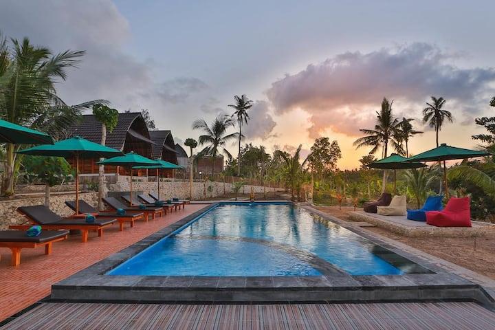 MAmaras Standart 10 Adult Guesthouse Nusa Penida