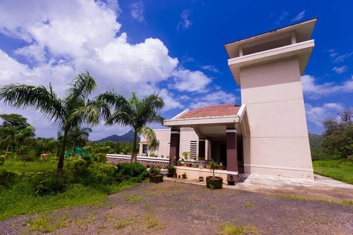 Private Villa Island @ Shetty Farms Dahanu