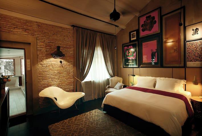 the opposite place Melaka ...the East Room