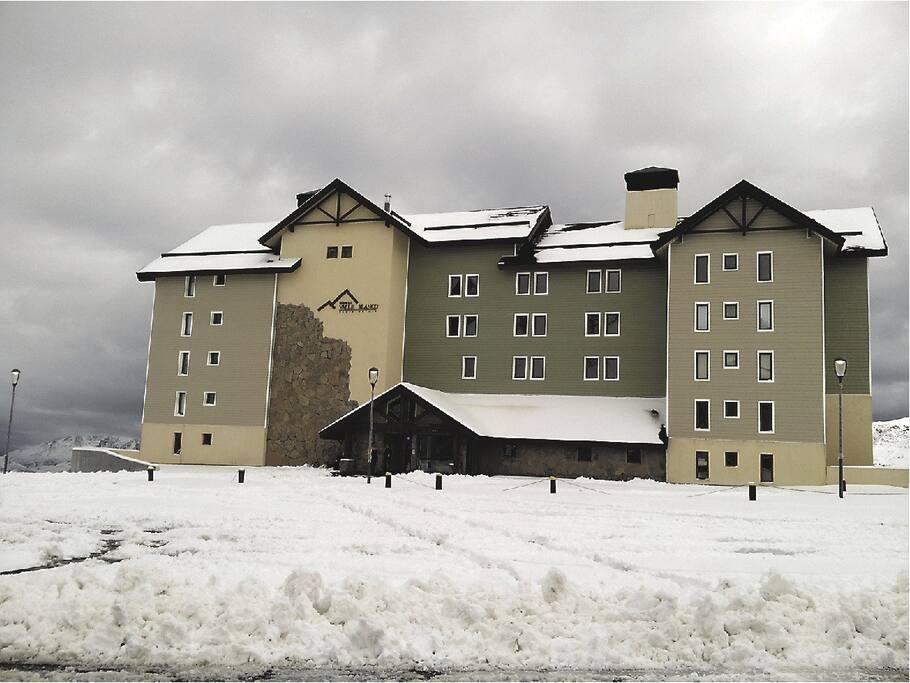 Condo Valle Blanco, ski in-ski out
