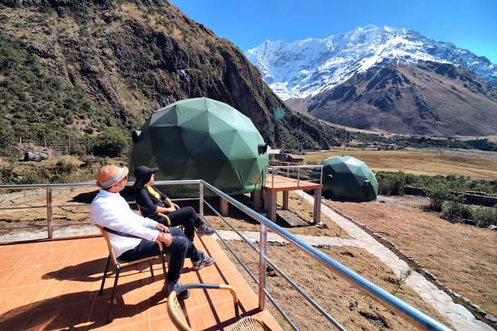 Salkantay Bio Domes At Soraypampa