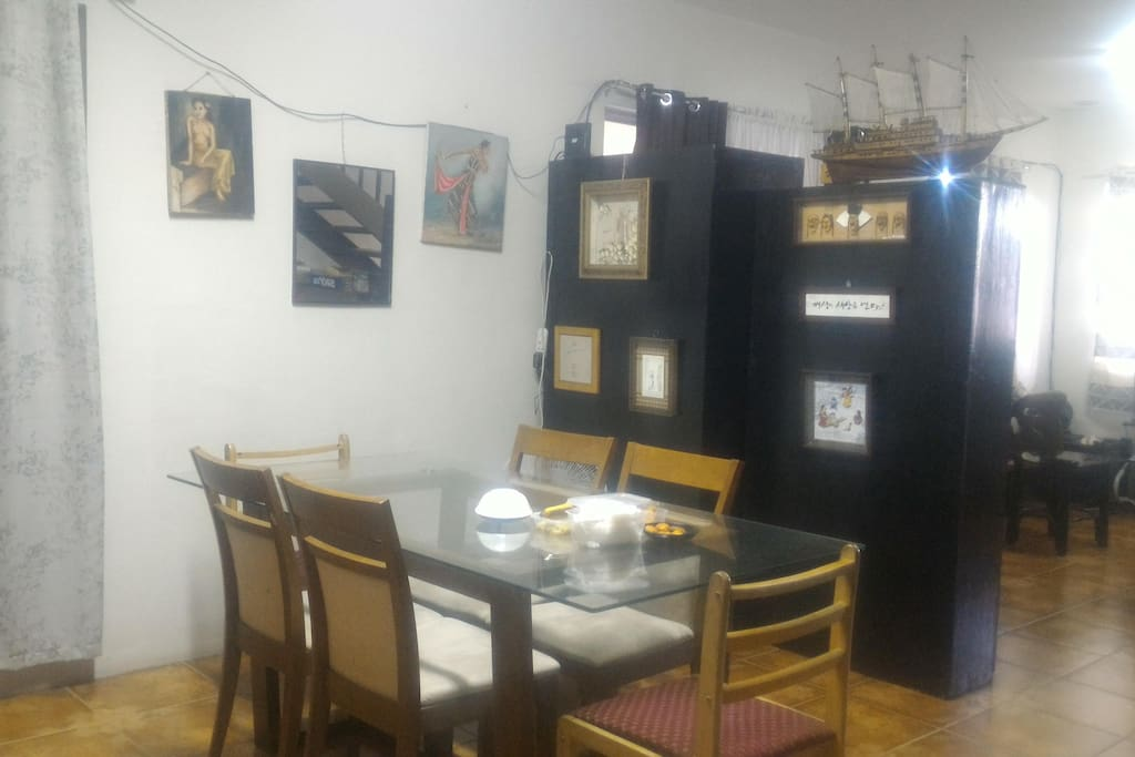 Shared Space: Dining Area