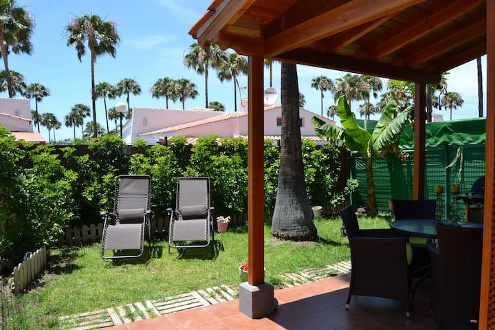 Precioso bungalow en Maspalomas