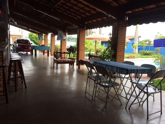 CASA DE CAMPO ALTO PADRÃO - Amparo - Ferienunterkunft