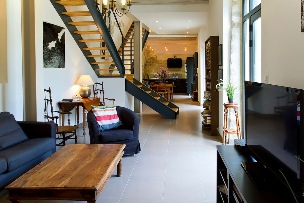 XVI°c house with a XXI°c comfort