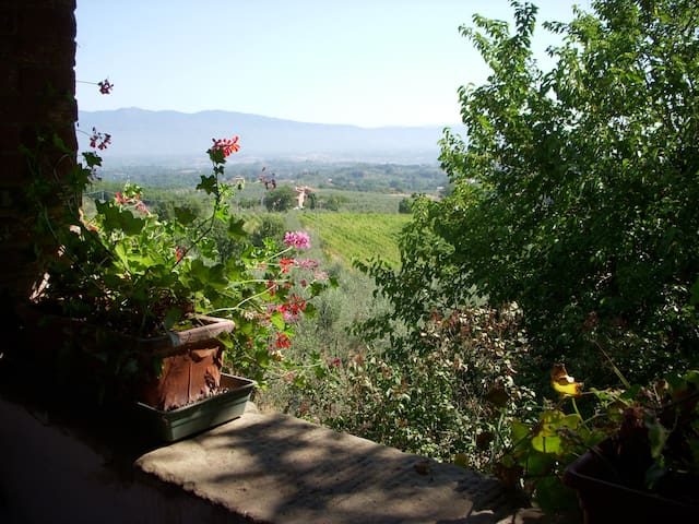 B&B Casa del Monte - Mercatale Valdarno - Bed & Breakfast
