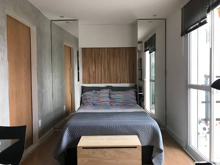 Studio Home AP 165 near by Paulista Ave