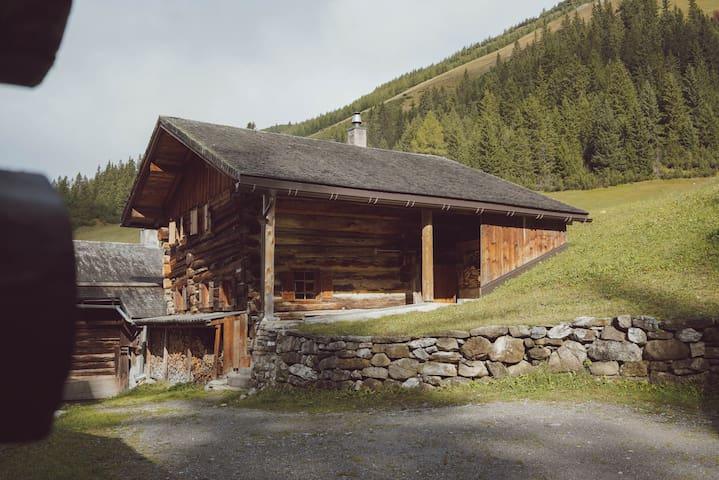 Mei Dahuam - Berghütte Pfafflar