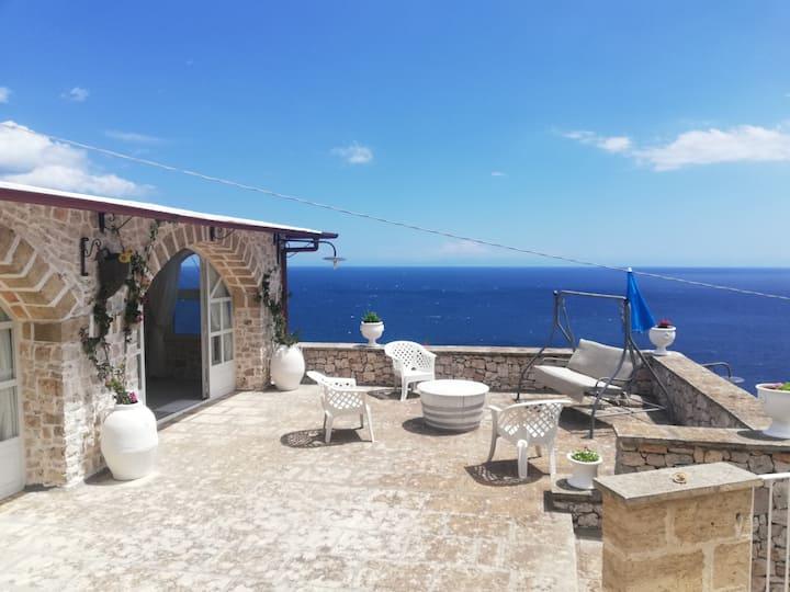 Villa Ada, panorama mozzafiato, Corsano, Salento