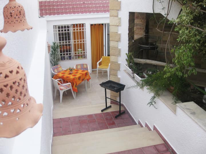 Béni Khiar Guest Studio (5 minutes from the beach)
