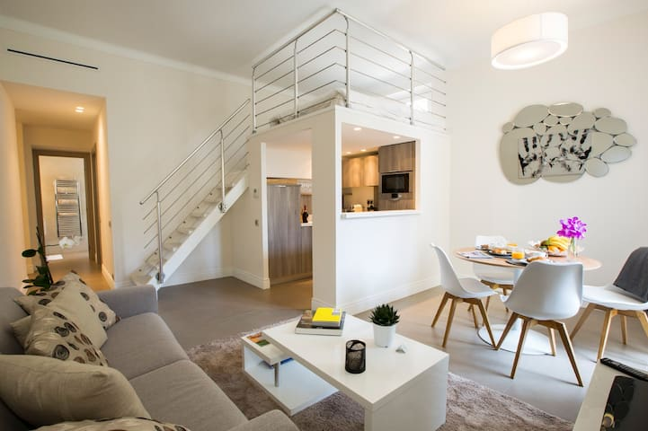 Splendid flat in the golden square flats for rent in for 60m2 apartment design