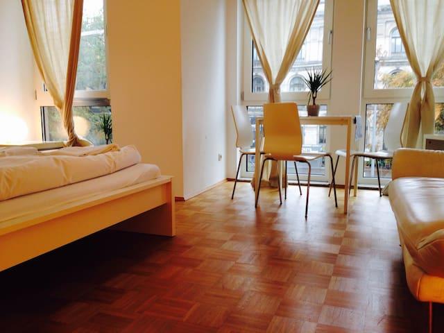 Studio Apartment-Best view in Mitte(203)