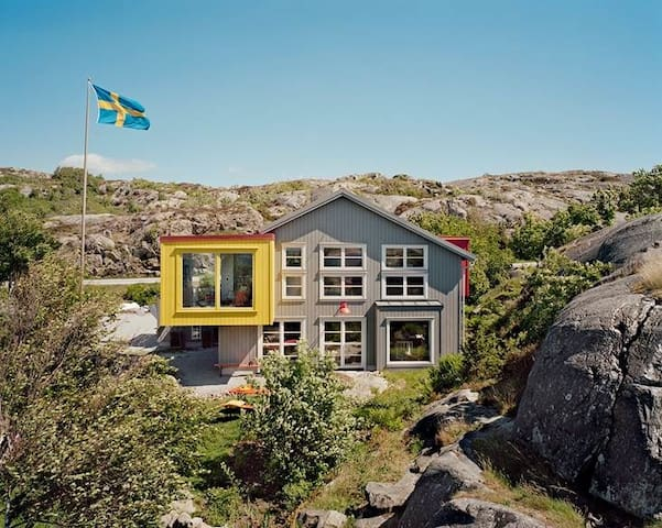 Lådfabriken -seaside accommodation- - Orust Municipality - Bed & Breakfast