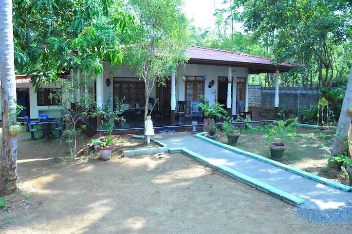 Dil Lanka Safari Resort - Udawalawa - Bungalov