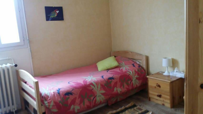 Votre chambre privée +petit Déj - Annecy - Apartamento