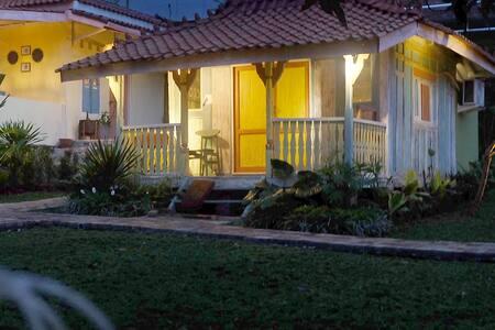 Mini Joglo DEWADARU in RIMBA DESA resort Jepara