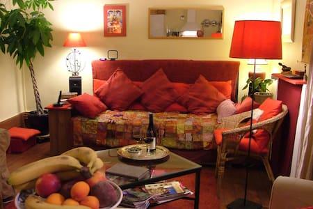 Cosy Apartment in a castle - Morvan - La Grande-Verrière - 公寓