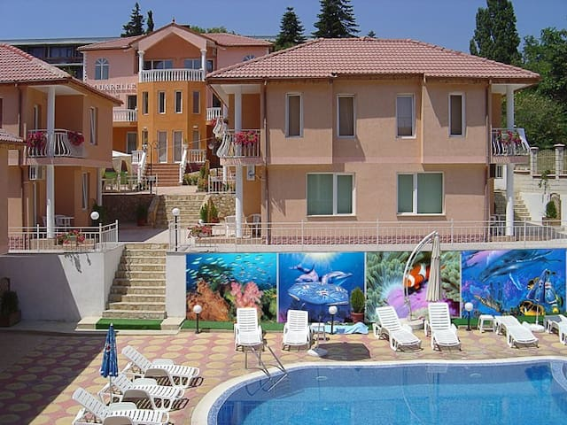 Luxury Villas Bulgaria/Golden Sands - Varna - Ev