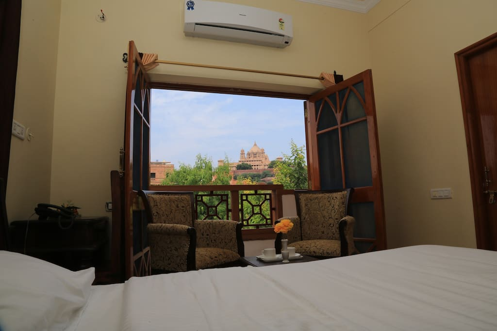 Apnayt Villa Bed And Breakfasts For Rent In Jodhpur