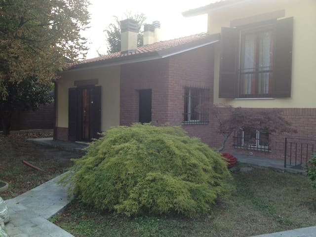 Welcoming Villa near FIERA Milano - Gudo Visconti - Vila